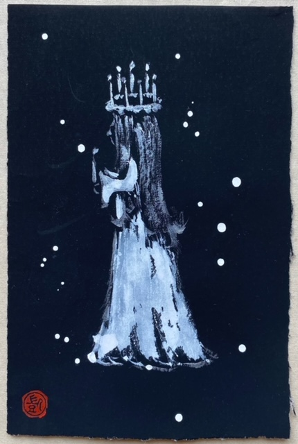 Lucia i vinternatten